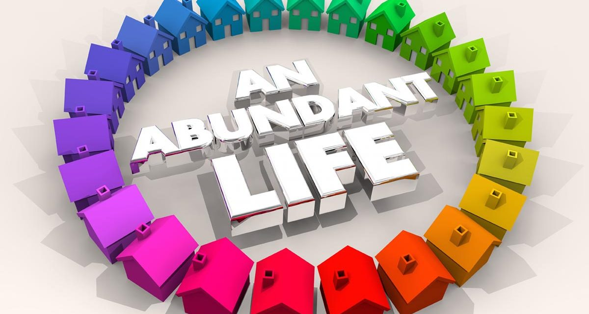 Becoming an Abundant Community